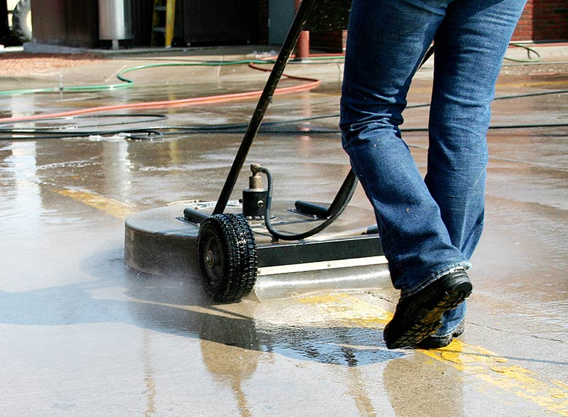 Pressure Washing and Surface Cleaning