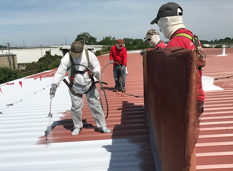 Commercial Roofing Subcontractor Services
