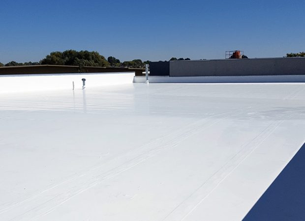 Single-Ply Roof Restoration