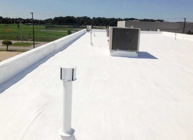 Spray Polyurethane Foam Recoat